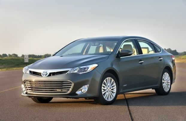 2016 Toyota Avalon Hybrid Review - http://toyotacarhq.com/2016-toyota-avalon-hybrid-review/