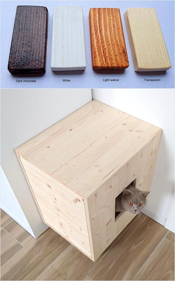 Cat Litter Box Cover Pet Furniture Cat House Modern Litter Catsdiylitterbox Moderncathouse Litter Box Covers Pet Furniture Litter Box