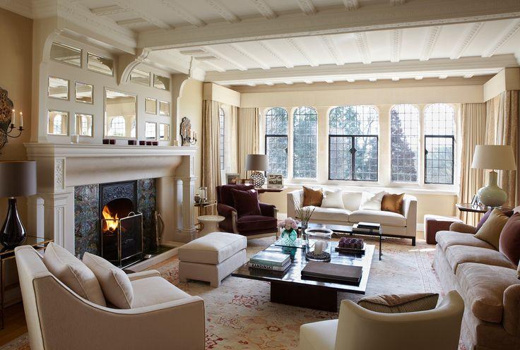 INTERIOR DESIGN ∙ LONDON HOUSES ∙ Hampstead - Todhunter EarleTodhunter Earle