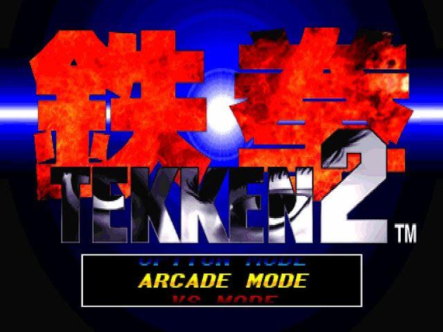 Retrogamers: ARCADE | PSX - TEKKEN 2