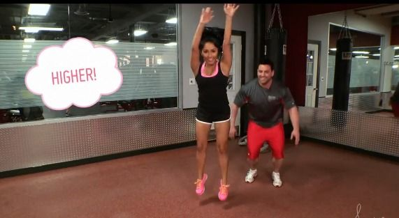Snooki Weight Loss: Check Out Her Diet and Exercise Routine! (VIDEO)