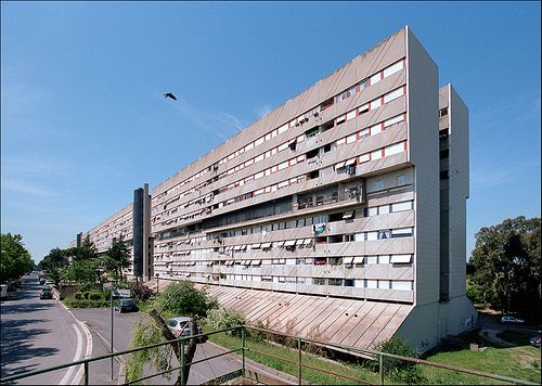 quartiere IACP Corviale, Roma