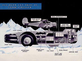 Antarctic Snow Cruiser - Wikipedia, the free encyclopedia