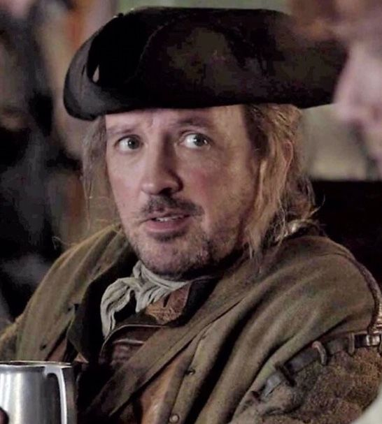 SAYING FAREWELL TO OUTLANDER ACTOR KEITH FLEMING AND HIS CHARACTER