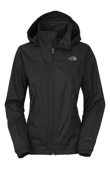 North Face Rain Coat Size Large