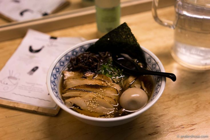 Discover the best spot for Japanese noodle soup in the Swedish capital. Totemo Ramen in Stockholm serves authentic Tokyo-style ramen. Slurp-o-licious!