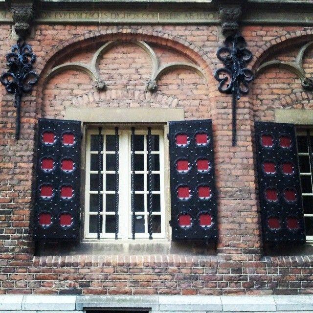 Window / Latijnse school / Nijmegen