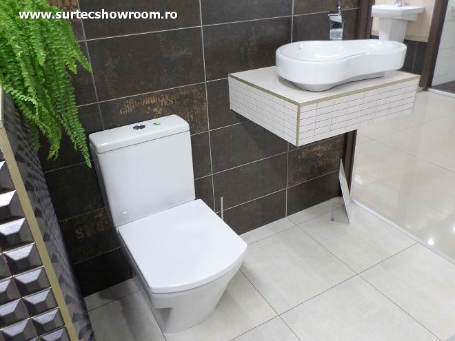 wc roca hall lavoar roca urbi baterie lavoar roca urban showroom