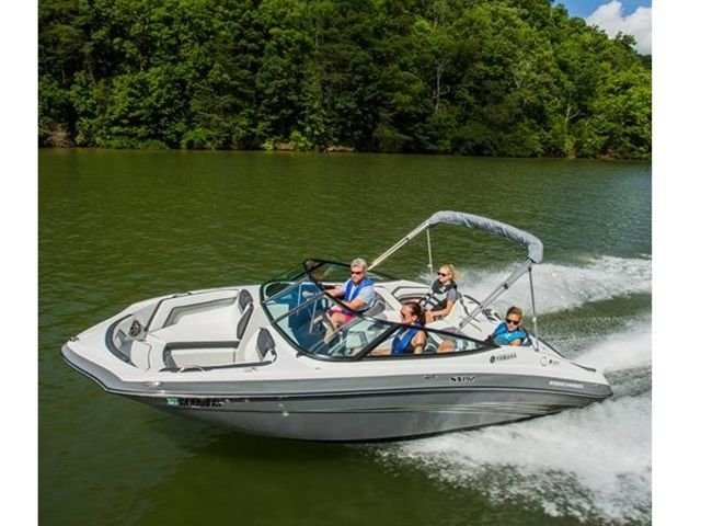 2015 Yamaha Boats 19 FT SX192 for sale at Stokley's Marine
