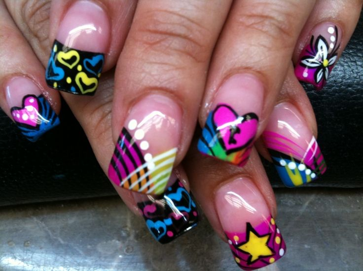sc nails art designs 682