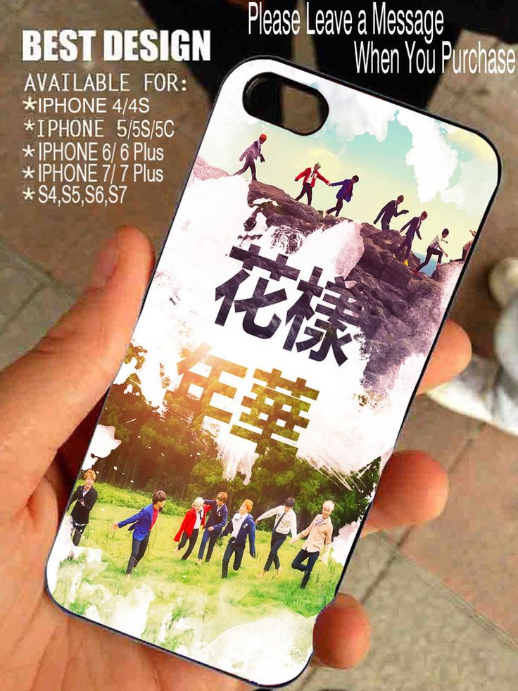 Bts Bangtan Boys K-Pop for iPhone and Samsung Galaxy Case #BrandNew