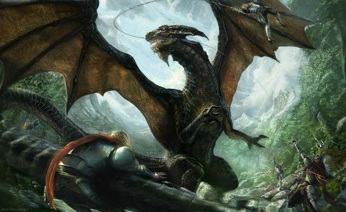 Hd Fantasy Battle Scene Wallpapers: Beautiful HD Fantasy Battle Scene Wallpapers
