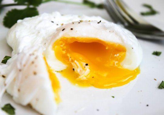 Como hacer huevos poche