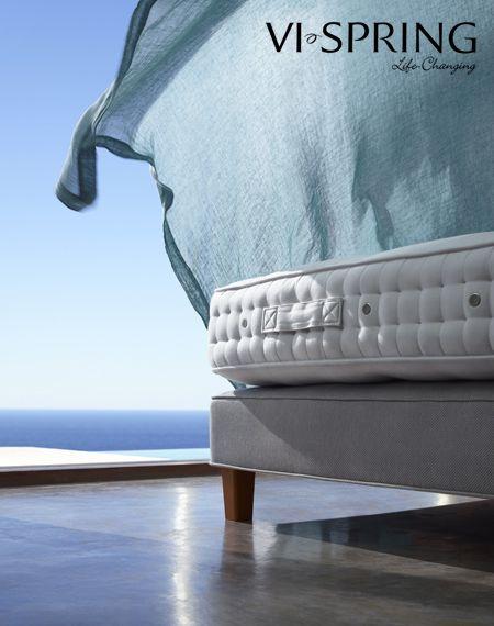 Vispring #Vispring #Luxury_Beds #i_Vigna_dal_1960