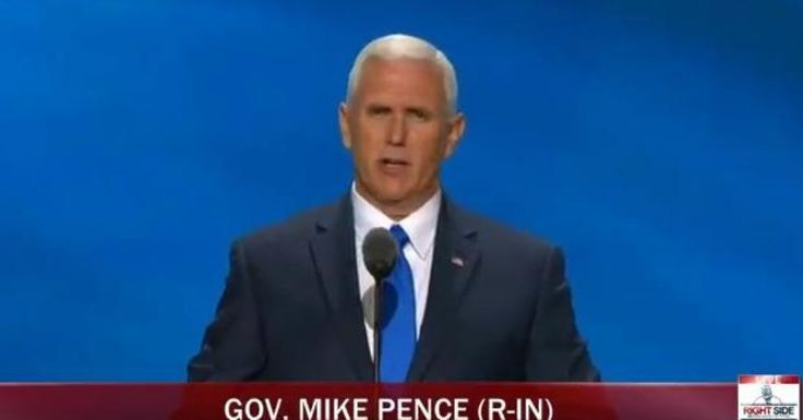 Full Video: Mike Pence Acceptance Speech at Republican National Convention: RNC 2016 Cleveland