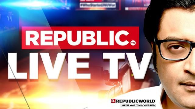 Live Tv 24x7 Republic Tv Live Watch Live Tv Online Republic Tv Live Tv Streaming In 2020 Tv News Tv Live Online Watch Live Tv Online