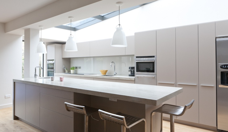 Kitchen With RSJ   Interior Designs   Pinterest   Kitchens, Support Beam  Ideas And Beams