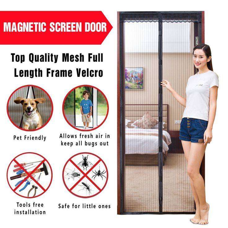 [$19.99 save 67%] #LightningDeal 88% claimed: Mysuntown Magnetic Screen Door with Tight Magnet Seal Close Autom... #LavaHot http://www.lavahotdeals.com/us/cheap/lightningdeal-88-claimed-mysuntown-magnetic-screen-door-tight/223415?utm_source=pinterest&utm_medium=rss&utm_campaign=at_lavahotdealsus