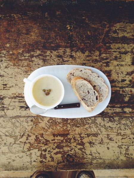 Double Recipe- Parsnip, Pear, Pistachio Soup and Olive Rosemary Bread ...