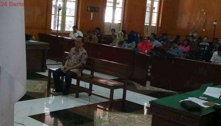 Kasus Penipuan, Ramadhan Pohan Dituntut 3 Tahun Penjara