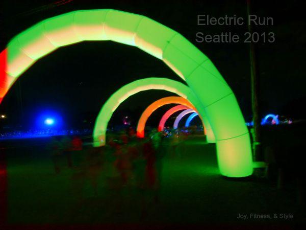 Electric Run 5K