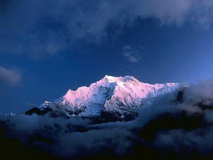 Annapurna (Diosa de la Abundancia) - Himalaya.
