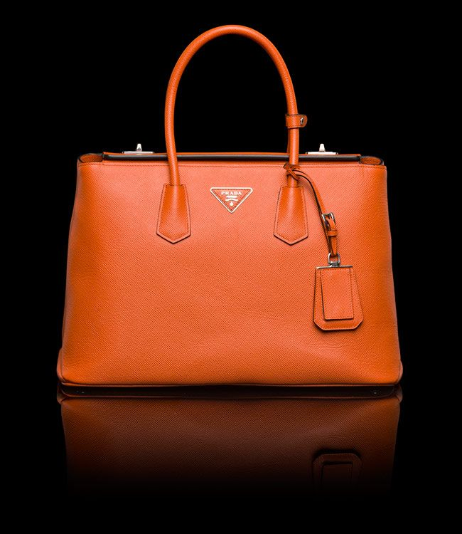 Prada Bag Orange