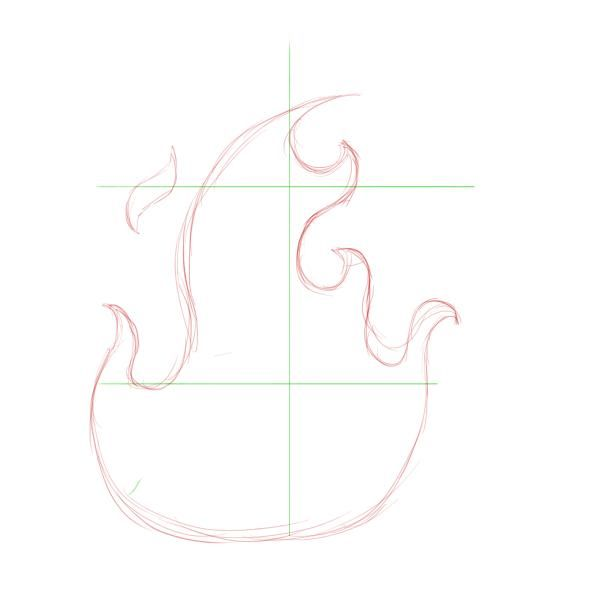 How To Draw Flames Printables Pinterest Drawings Art Drawings
