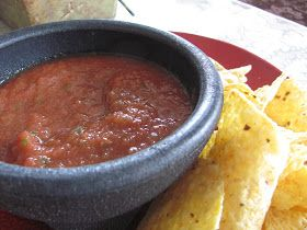 Better Than Burgers: Chili's Copycat Salsa