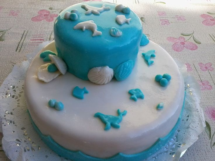 ballagási torta volt