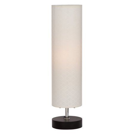 Decmode Wood Paper Floor Lamp, Multi Color, Multicolor