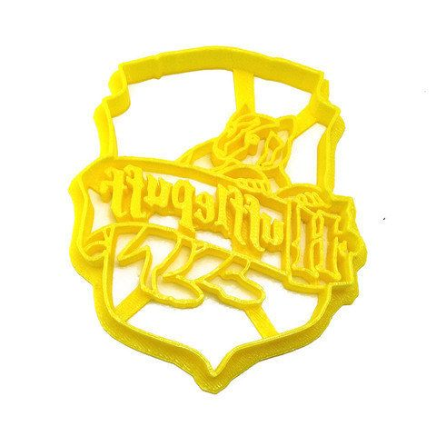 Hufflepuff House Cookie Cutter | Community Post: 25 Gifts Hufflepuffs Will Find Particularly Enchanting