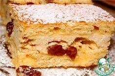 Румынский пирог - кулинарный рецепт