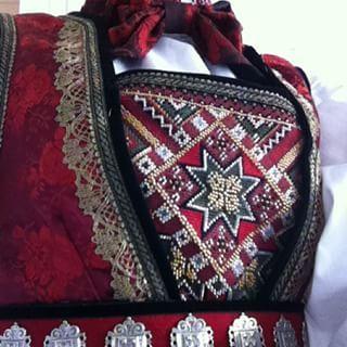Folkwear of Norway. Rukkastakk Instagram Photos - #Rukkastakk