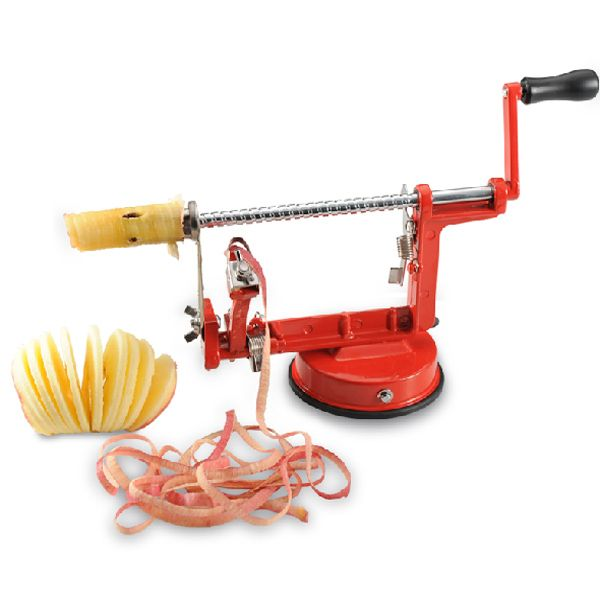 3in1 maçã descascador máquina furtivo cortador de batata corer fatiador de…