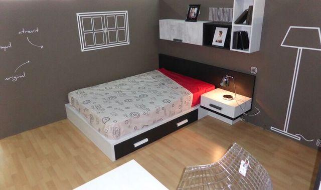 Lo más importante en un dormitorio es la cama. En MacMobles y Muebles Ros tenemos camas para todos los gustos: individuales, dobles, literas, camas supletorias y camas para guardar lo que quieras. Y es que lo más importante en un dormitorio es la cama. El lugar en el que confías tu descanso diario debe ser necesariamente cómodo y confortable, ¡sin duda! http://www.ros1.com/es/noticia/2015-07-07-lo-ms-importante-en-un-dormitorio