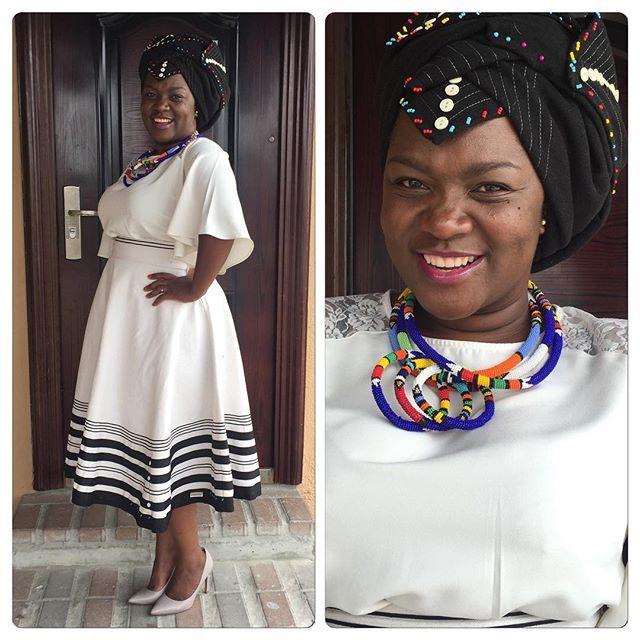Beauty Defined #Mbaco #Makoti #XhosaGirlsRock