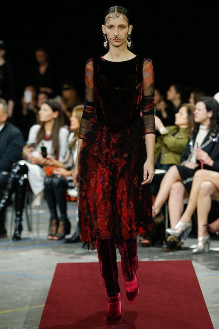 Givenchy Fall 2015 RTW Runway – Vogue