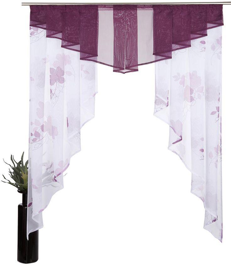 die besten 25 gardinen k che ideen auf pinterest. Black Bedroom Furniture Sets. Home Design Ideas