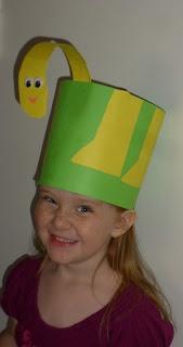 Chipman's Corner Preschool: Danny and the Dinosaur Hats