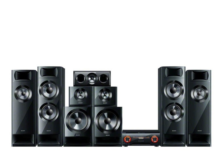 Sony Muteki Home Theatre System $1499.00 from Bond and Bond