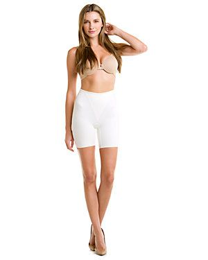 Spanx sale: Ivory Mid-Thigh Smoother on sale for $19.90 – normally $52