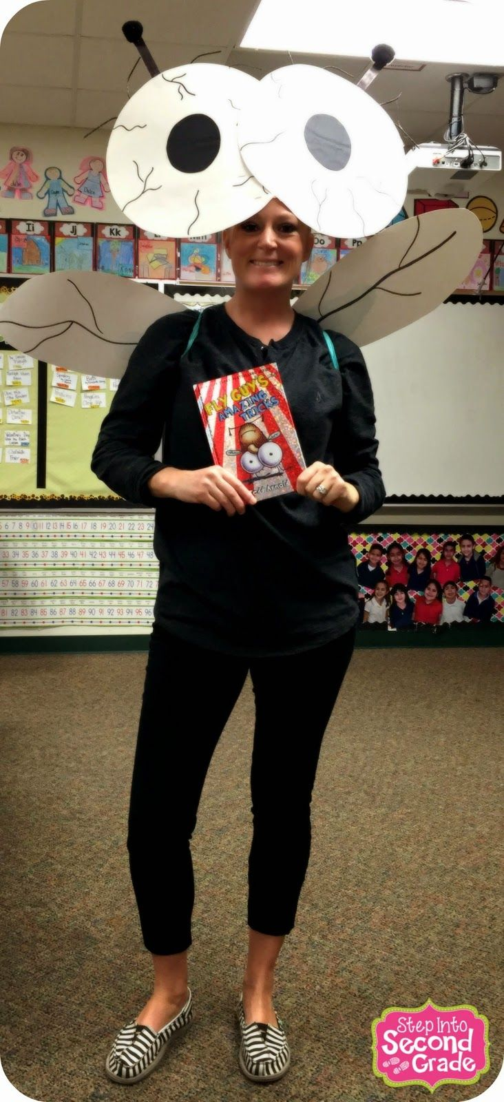 Best 25 book character costumes ideas on pinterest storybook step into 2nd grade with mrs lemons a random wednesday kids book character costumesbook solutioingenieria Choice Image