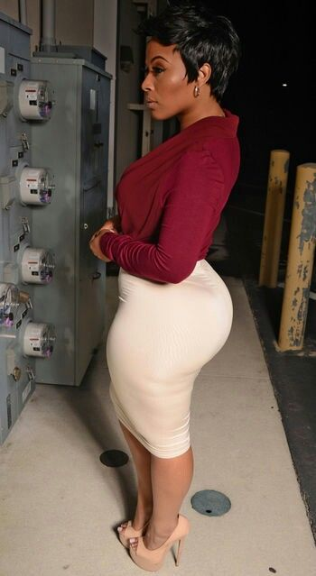 Fat ghetto booty and adorable