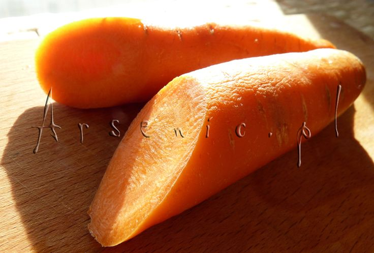 Wytrawna surówka z marchewki i trochę ględzenia o indeksie glikemicznym