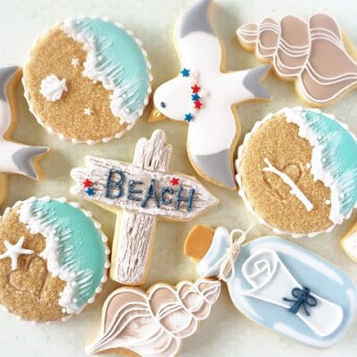 Beach Cookies