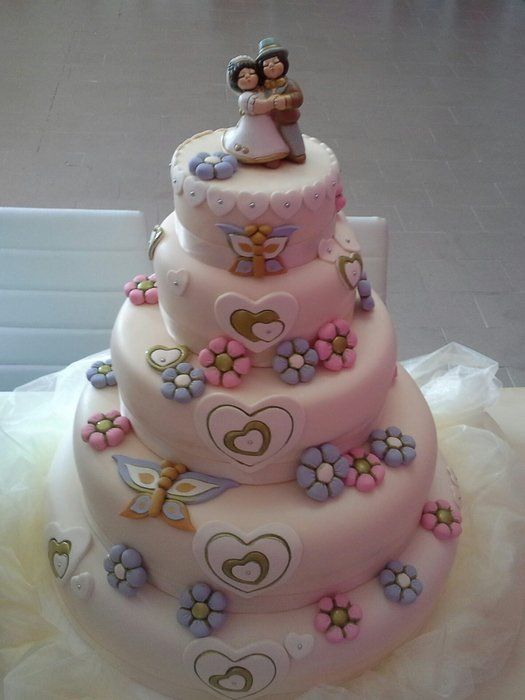 Thun - by MoniaCakeDesign @ CakesDecor.com - cake decorating website