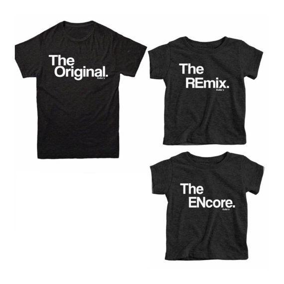 Coordinating Family Shirts Coordinating Sibling by KaAnsDesigns