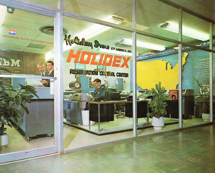 Holidex Command Center