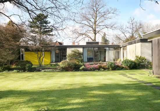 1000 images about mid century architecture on pinterest for Mid century modern prefab homes